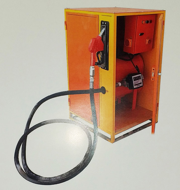دستگاه تصفیه گازوئیل 5 فیلتره